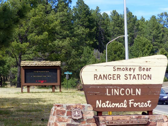 smokey-bear-lincoln-national forest