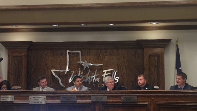 The Wichita Falls City Council held a budget work session Tuesday and decided to maintain the city's property tax rate the same as the prior year.