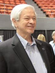 Former Speaker of the House Jimmy Dimos served 24 years
