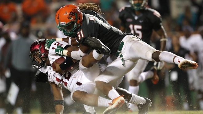 FAMU's Antonio Miller will return from a one-game suspension just in time to face Howard quarterback Caylin Newton.