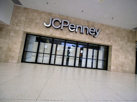 J.C. Penney left Chambersburg Mall in 2015, and Sears left the year before. Bon-Ton is set to close in 10-12 weeks, in summer 2018.