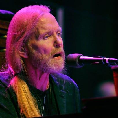 Gregg Allman performs on June 21, 2014, in Las Vegas.