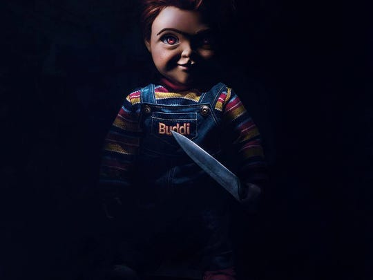 """Homicidal doll Chucky is back in the new """"Child's Play."""""""