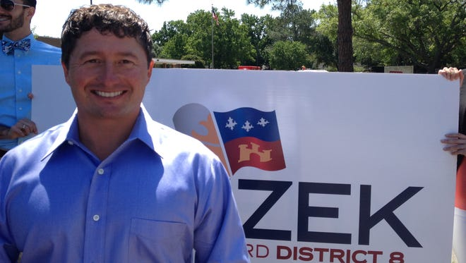 Empower PAC has endorsed Lafayette Parish School Board District 8 candidate Erick Knezek.
