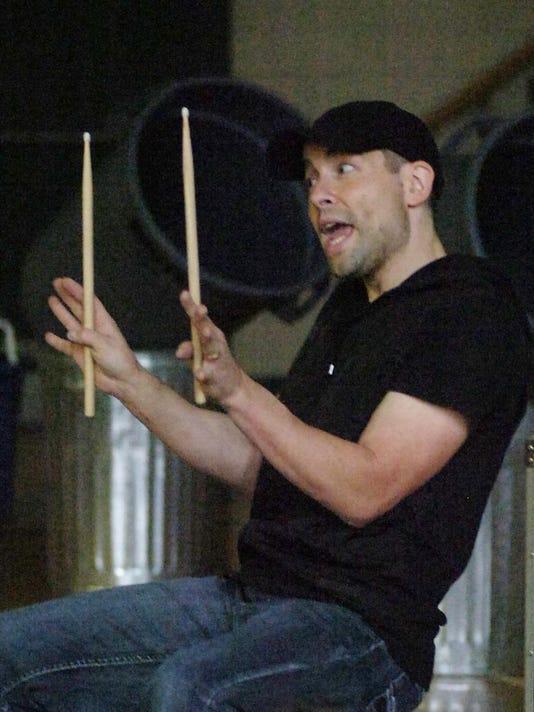 9 BHM Drummer