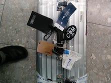 TSA worker tweets photo of passenger's $75,000