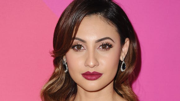 Francia Raisa attends Billboard Women In Music 2017