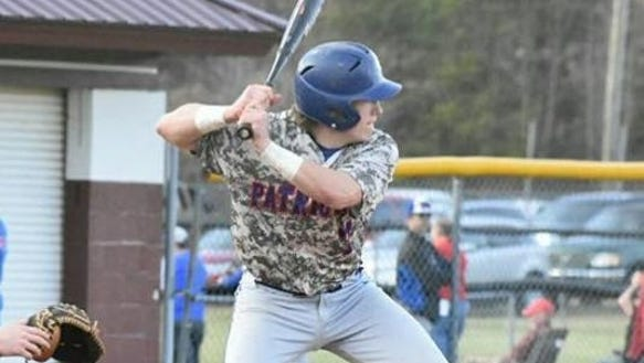Madison senior Jordan Baker has committed to play college