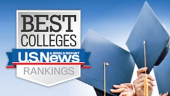 U.S. News offers one of the more prominent university ranking services.