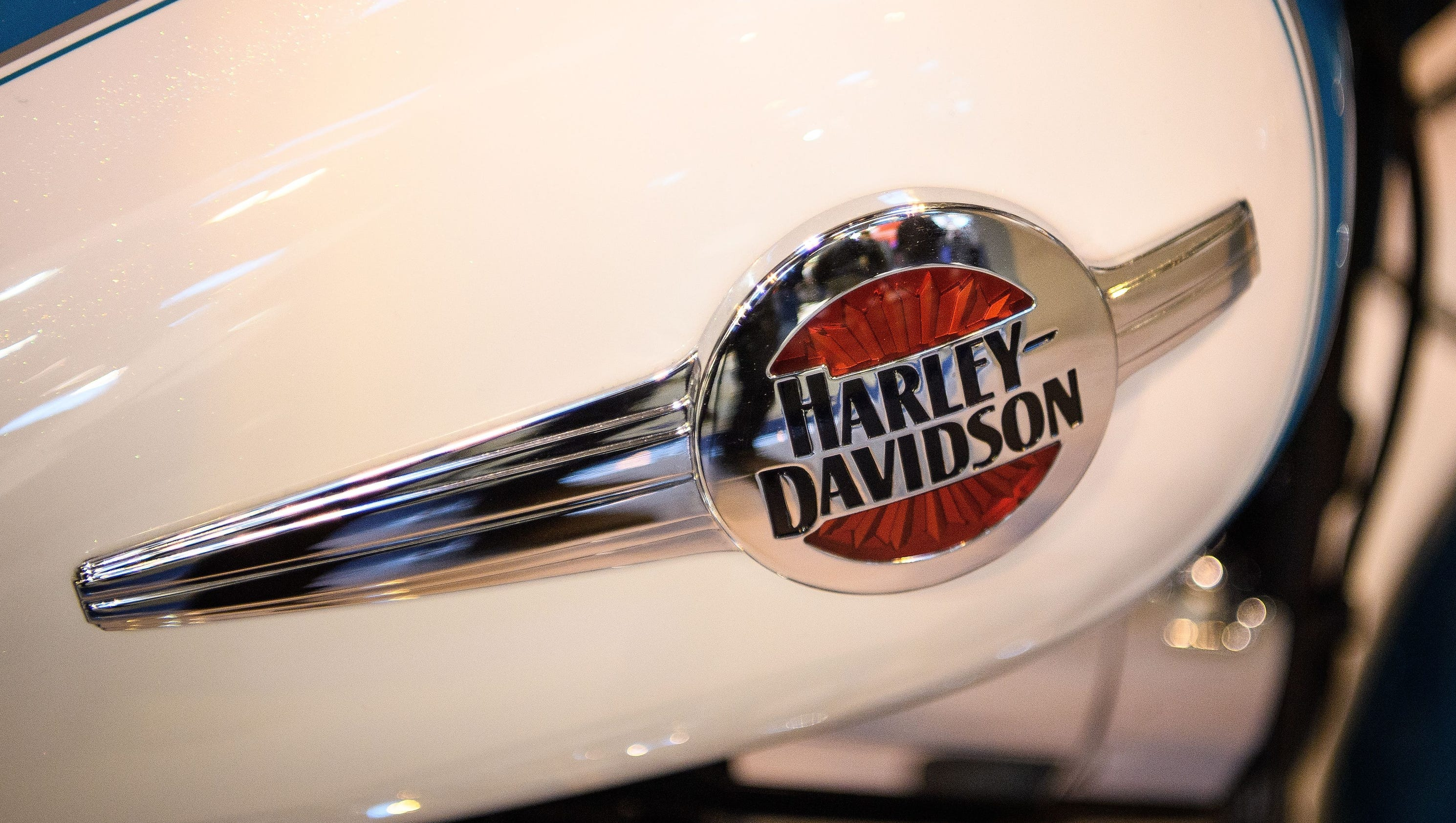 poison president: harley-davidson factory cancels planned trump