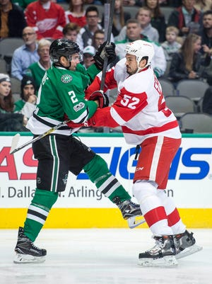 Jonathan Ericsson, C: 1 goal, 8 assists, 9 points, minus-2 in 51 games. Good penalty killer, decent shutdown guy, but could stand to be more assertive.