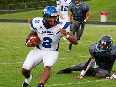 Akease Rankin was recently selected to play in the Shrine Bowl under head coach Hal Capps.