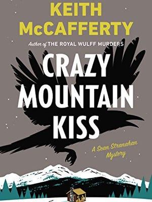"Book cover for ""Crazy Mountain Kiss."""