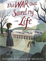 'The War that Saved my Life' by Kimberly Brubaker Bradley