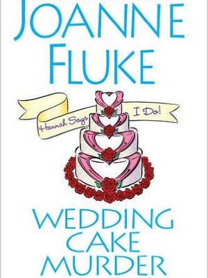 """Wedding Cake Murder"" by Joanne Fluke"