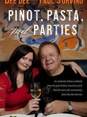 Paul and Dee Dee Sorvino will sign their new cookbook in Wayne on April 21.