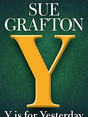 """Y is for Yesterday,"" Sue Grafton"