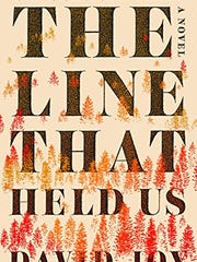 The Line That Held Us. By David Joy. Putnam.