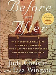 """Before and After"" by Judy Christie and Lisa Wingate."