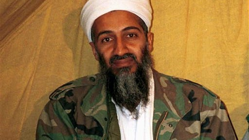 This undated file photo shows al-Qaida leader Osama bin Laden in Afghanistan. After U.S. Navy SEALs killed Osama bin laden in Pakistan in May 2011, top CIA officials secretly told lawmakers that information gleaned from brutal interrogations played a key role in what was one of the spy agency's greatest successes. CIA director Leon Panetta repeated that assertion in public, and it found its way into a critically acclaimed movie about the operation, Zero Dark Thirty, which depicts a detainee offering up the identity of bin Laden's courier, Abu Ahmad al Kuwaiti, after being tortured at a CIA black site. As it turned out, bin Laden was living in al Kuwaiti's walled family compound, so tracking the courier was the key to finding the al Qaida leader.