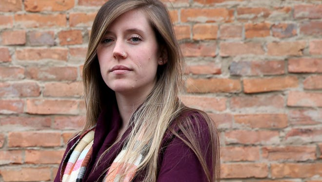 WXXI News reporter and producer Veronica Volk.