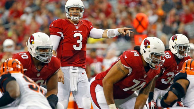 Quarterback Carson Palmer, now in his second season in Arizona, knows the Cardinals have a special opportunity this season, and he doesn't want to waste it.
