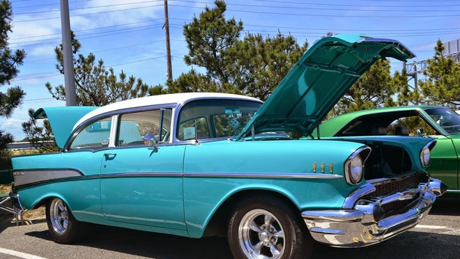 A Chevy at last year's festival.