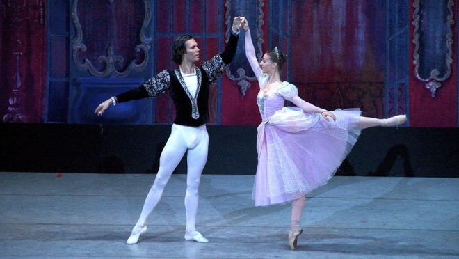 """The Moscow Festival Ballet brings """"Cinderella"""" 1 p.m. Feb. 4 to the Visalia Fox Theatre stage."""