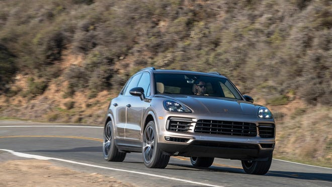 For 2019 Porsche has launched the third-generation Cayenne.