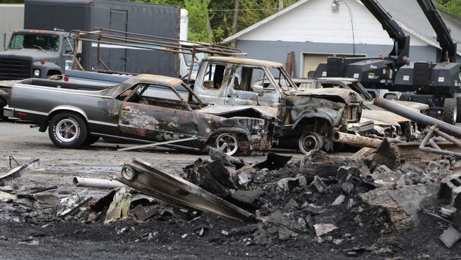 A fire on May 9, 2019, consumed the Ellenville dealership, destroying its 10,000-square-foot facility and dozens of cars.