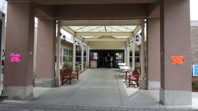 Valley View Center-NursingCare in Goshen.