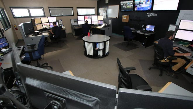 Sullivan County's 911 call center is located in Monticello. The state is allotting $649,285 to upgrade the county's emergency communications system.
