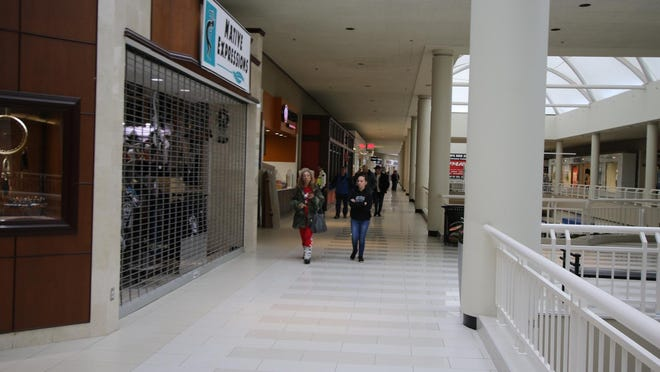 A representative of the Galleria at Crystal Run, a Town of Wallkill shopping mall, said they're carefully cleaning the property in response to the threat of the coronavirus.