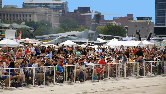 The Cleveland National Air Show has been canceled for 2020 amid the coronavirus and plans to return in 2021.