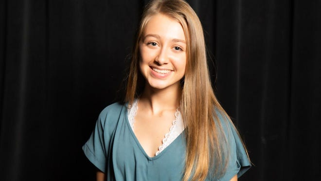 Highland High School sophomore Hannah Tramonte, 16, is a finalist in the new BroadwayWorld Next on Stage high school singing competition.