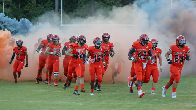 The high school football season is now scheduled to start in February after the NCHSAA amended its calendar.