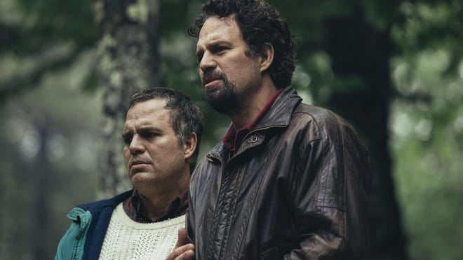"""Mark Ruffalo as twin brothers Thomas and Dominick Birdsey in HBO's """"I Know This Much Is True."""""""