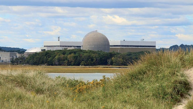 Next Era Energy's Seabrook Station nuclear power plant.