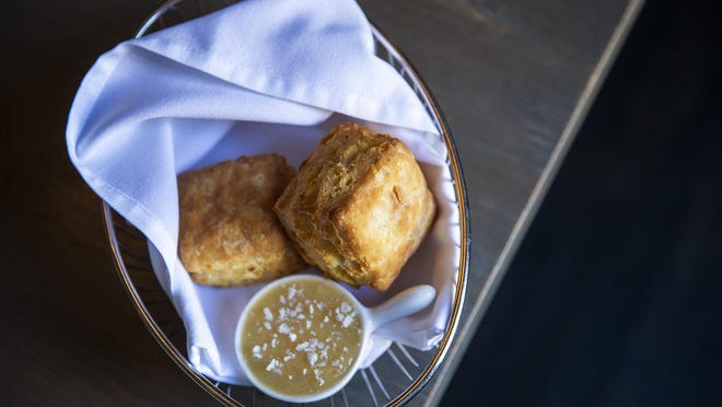 Olamaie's trademark biscuits will soon be for sale, along with biscuit sandwiches and more.