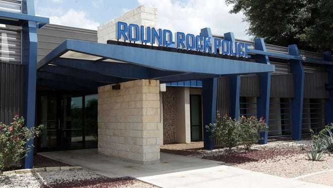 Authorities have cleared a suspicious package that was left at Round Rock police headquarters Monday morning. Police said the package, a suitcase, was filled only with personal items.