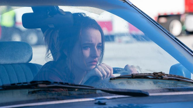 """Kaitlyn Dever plays Toni, a down-and-out waitress in """"Monsterland."""""""