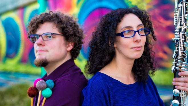 The Transient Canvas duo of Matt Sharrock and Amy Advocat are planning a dozen live-stream concerts this fall.