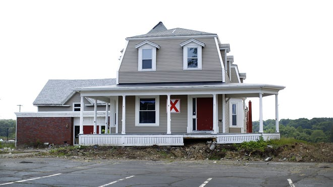 The Viking Club on Quincy Avenue in Braintree will be torn down to make way for an expanded Quirk auto dealership.