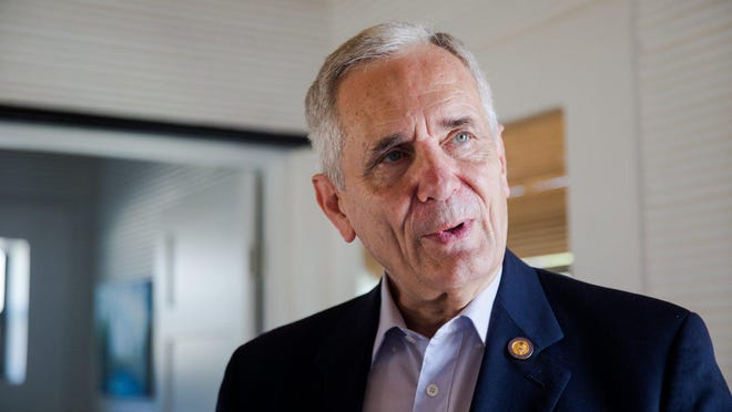 U.S. Rep. Lloyd Doggett has called out a Texas State University-led organization for omitting a speech he had prepared condemning the Jan. 6 riot in Washington D.C. from a virtual Inauguration Day program for students.