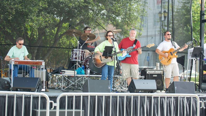 Kris Youmans and Slim will be rocking the Quarantine Concerts stage  on Sunday at  3 p.m.