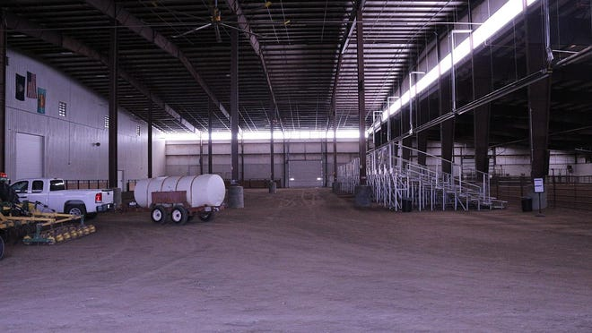 The Western State Bank Expo's rodeo arena was approved to undergo a redesign, allowing for more accessible space and a more efficient traffic flow, while promoting safety in the consideration of all events and the people and animals attending them.