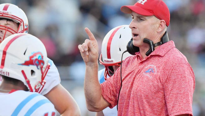 Jason Swift's Shawnee Heights football team will host De Soto Friday night after its scheduled game against Kansas City-Turner was canceled due to COVID-19 exposure within Turnr's program.