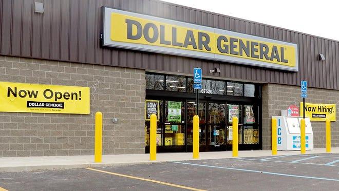 Dollar General is officially open  on U.S. 12 in Burr Oak Township.