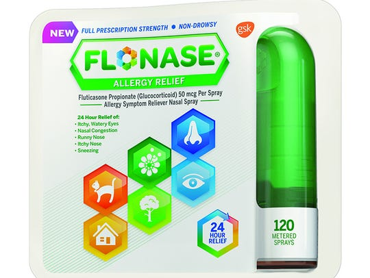 Flonase Allergy Relief Spray (.54 fl. oz.) purchased