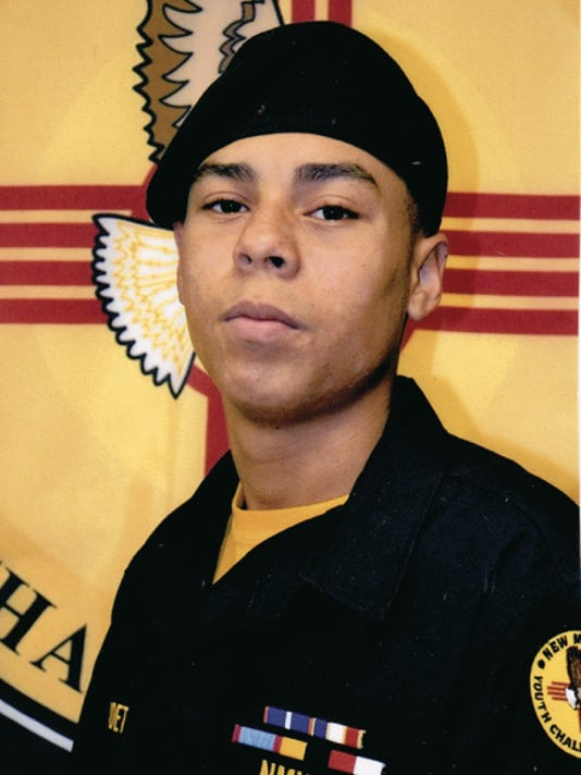 """APD officers found Devone Blake, 19, seated in the front passenger seat of his friend's car with gunshot wounds after a shooting on Nov. 2. Medical personnel airlifted him and Garnand to an El Paso hospital, where they both died from their injuries. Family members said they worry that perceptions that the two teenagers were """"thugs"""" or """"drug dealers"""" have led people to view the shooting as a victimless crime."""